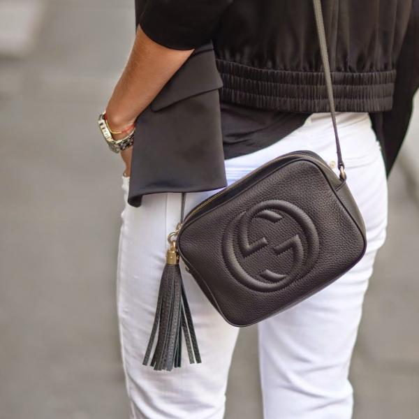 Bolsa Gucci Soho como identificar uma original