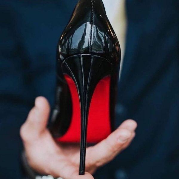 Sapato sola vermelha: o ícone Louboutin