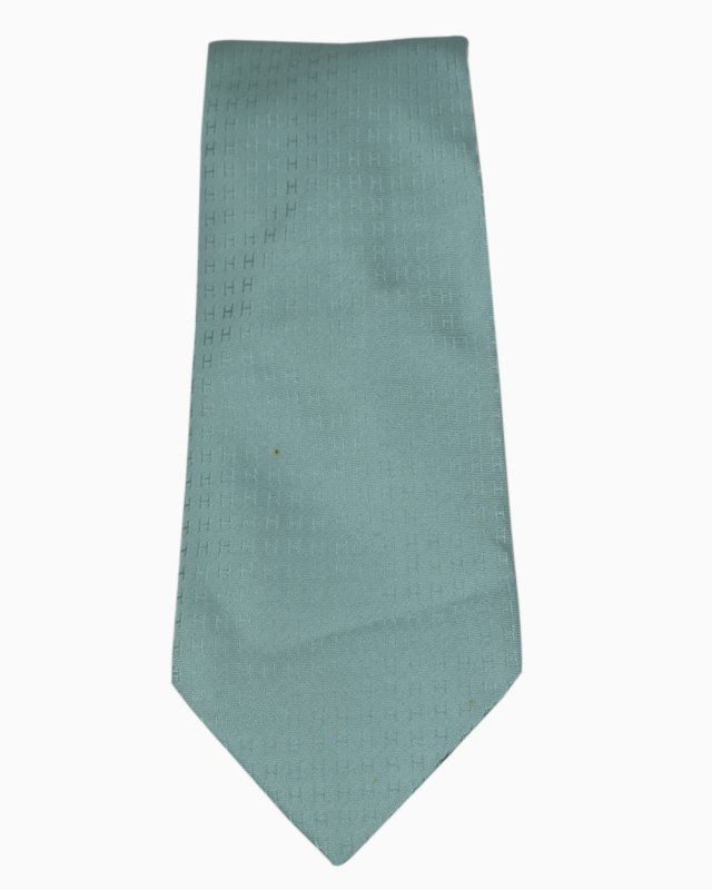 Gravata Hermès Verde