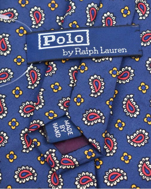 Gravata Polo Ralph Lauren Estampado