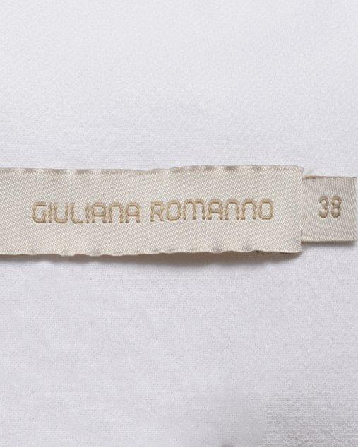 Calça Giuliana Romanno Branca