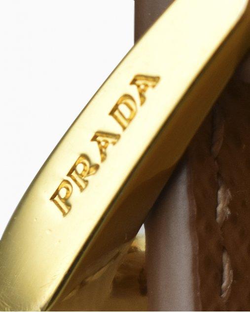 Bolsa Prada Galleria Caramelo