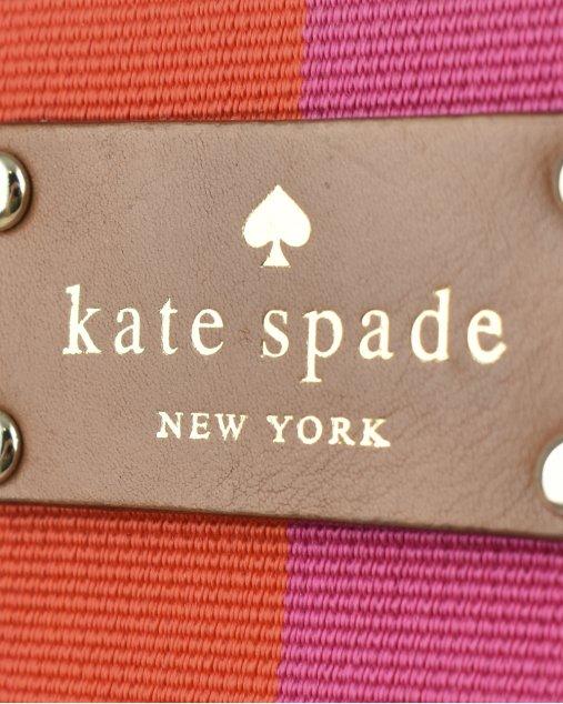 Bolsa Kate Spade Stevie Monograma