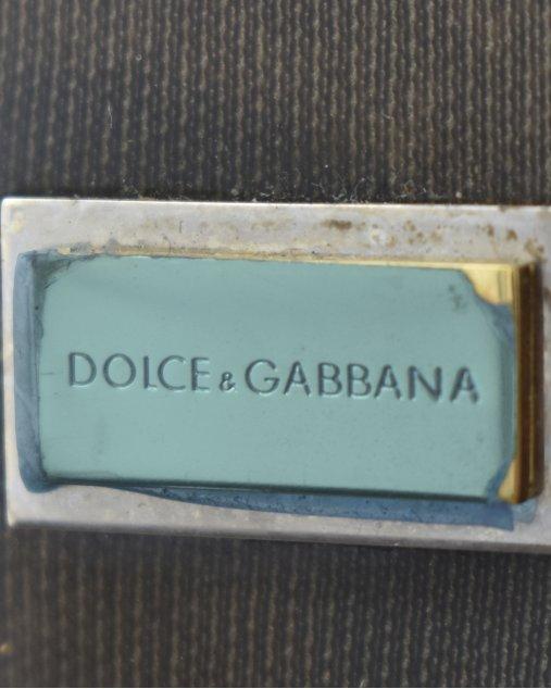 Galocha Dolce & Gabbana Animal Print