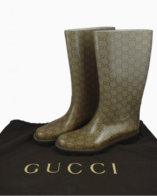 Galocha Gucci Monograma