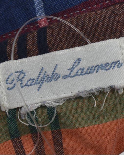 Body Ralph Lauren Infantil Xadrez