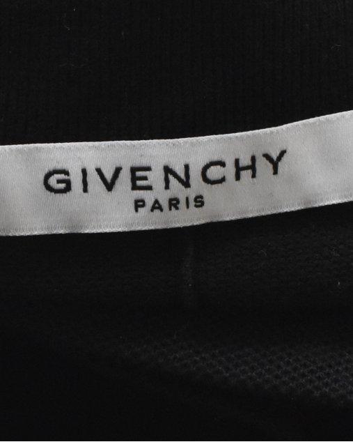 Camisa Polo Givenchy Preta