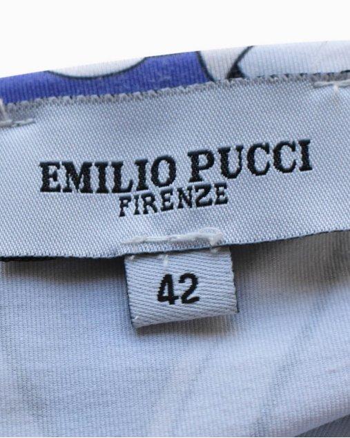 Blusa Emilio Pucci Estampada