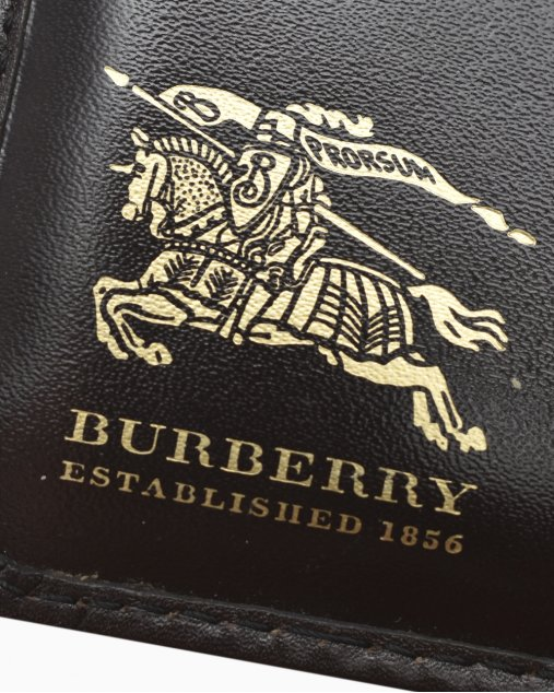 Carteira Burberry Monograma