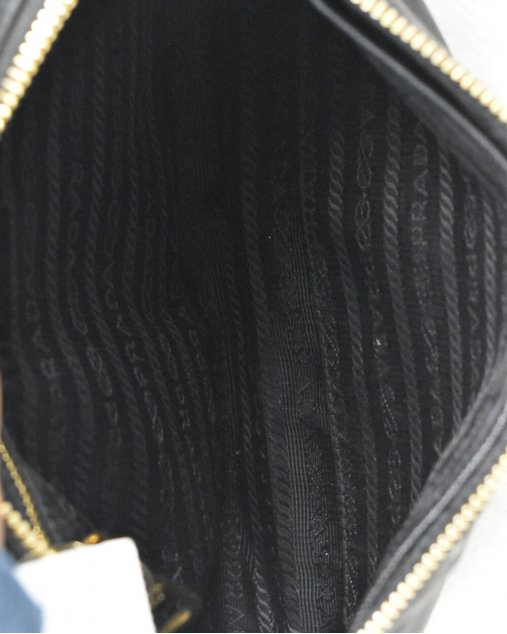 Bolsa Prada Tessuto Nylon Preta