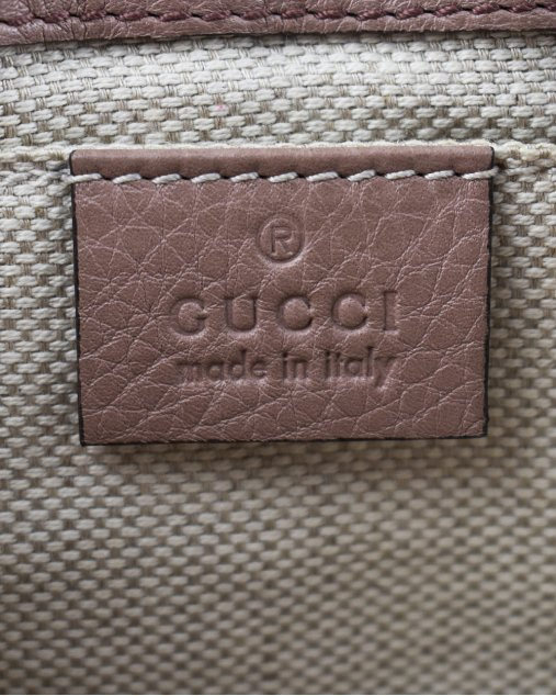 Bolsa Gucci Soho Cellarius Rose