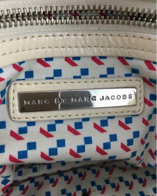 Bolsa Marc Jacobs Bege