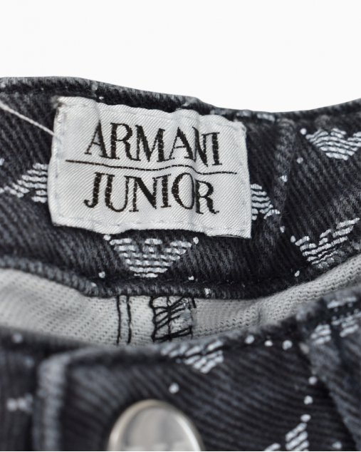 Calça Jeans Armani Junior Estampada 2A