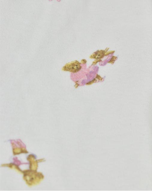 Macacão Infantil Ralph Lauren Ursinhos