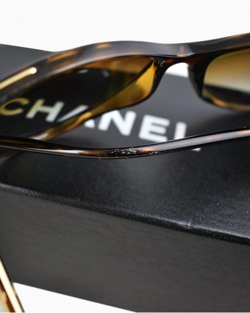 Óculos Chanel 6037 Tartaruga