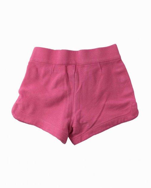 Shorts Janie & Jack Infantil Rosa