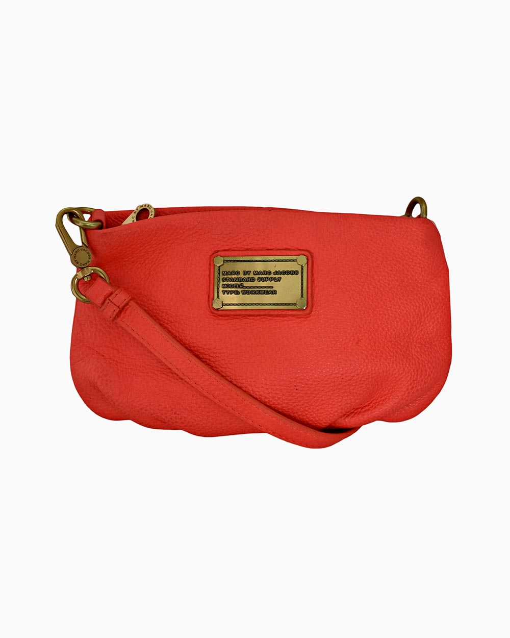Bolsa Marc by Marc Jacobs Coral Neon